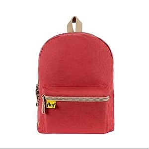 🇨🇦Company FLUF~ Backpack in Brick Red